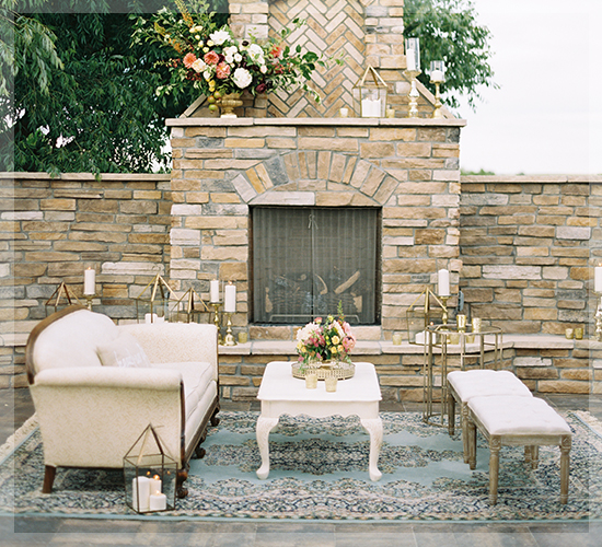 Wedding-Fireplace